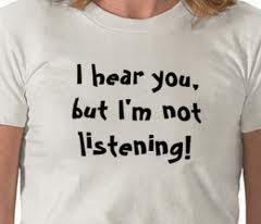 hearinglistening